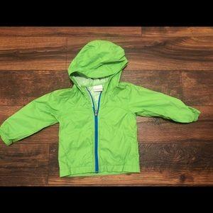 Columbia Toddler Rain Jacket
